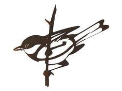 Bird on Branch 5 Wall Art