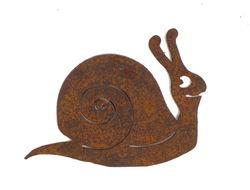 Snail Magnet Garden Art