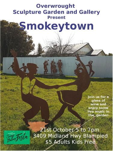 Smokeytown Live at Overwrought