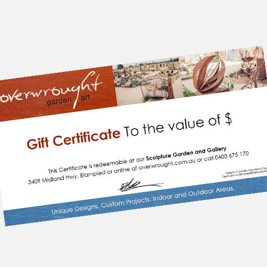 50 Gift Certificate