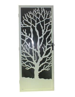 Autumn Tree Door