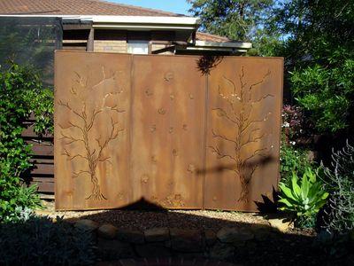 Autumn panels