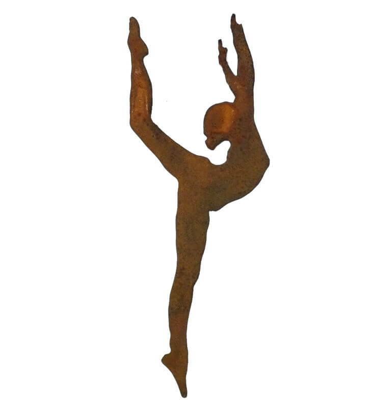 Ballet Dancer 4 Magnet Garden Art
