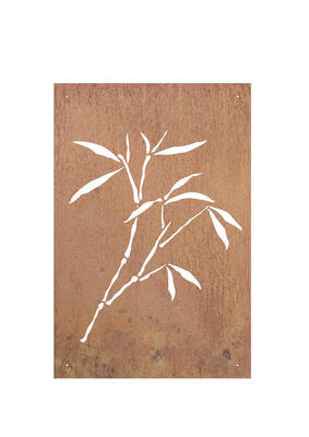 Bamboo Panel three