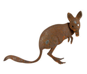 Bilby Garden Art - Steel