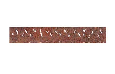 Bird Flock Panel