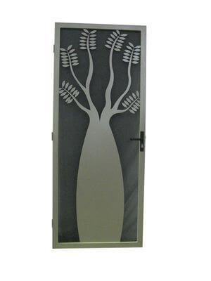 Boab Tree Door