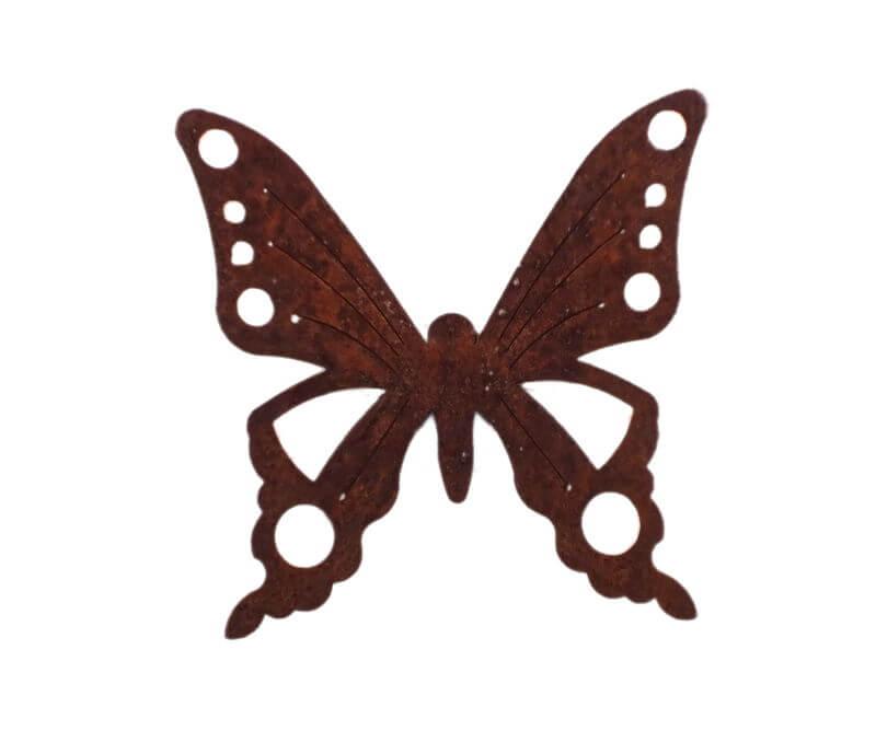 Butterfly Mangnet 2 Garden Art