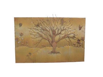 Fairy tree screen