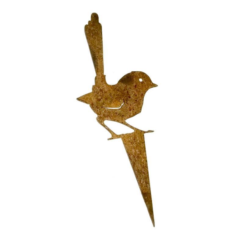 Fairy wren stake one