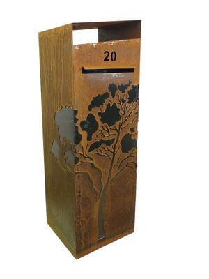 Gum Tree Letterbox