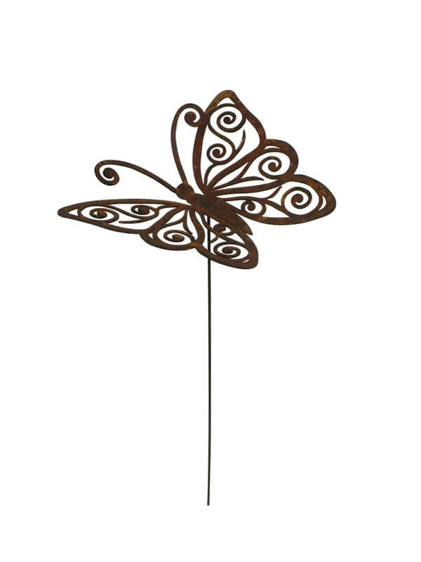 Medium Butterfly 4 Garden Art