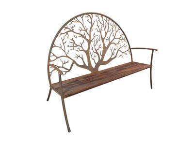 Round Tree seat