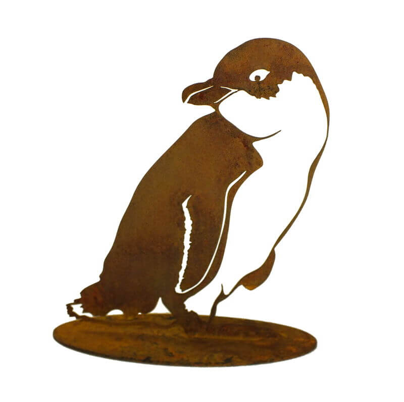 Small Little Penguin Two Stand