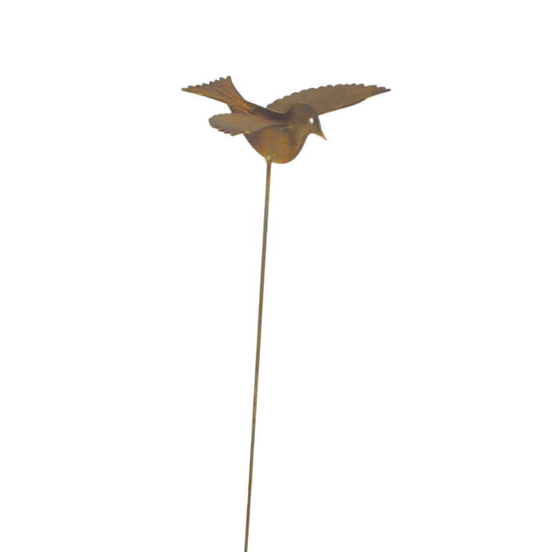 Sparrow Flying Stake