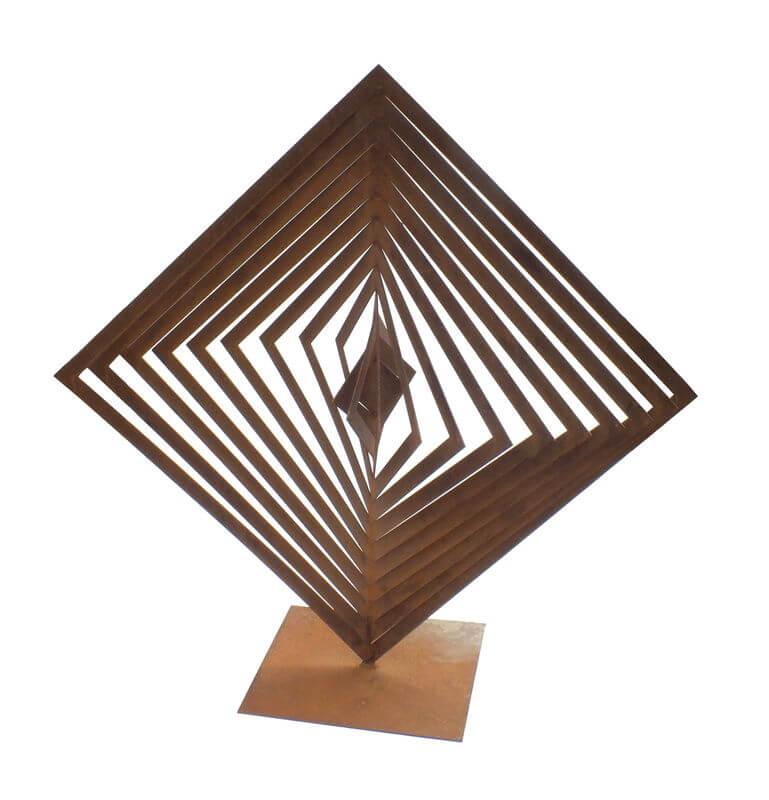 Square Sol Sculpture