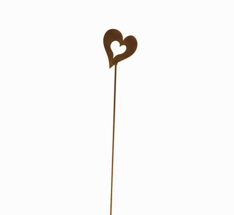 Tiny Heart Stake