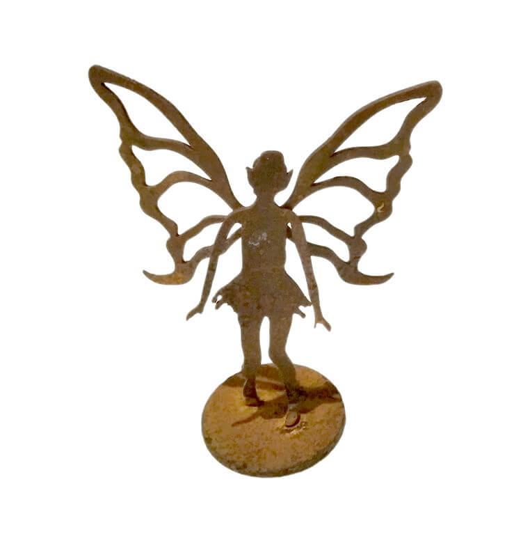 Tiny Standing Fairy Stand Garden Art