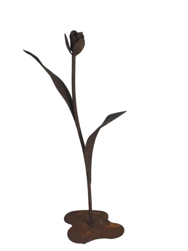 Tulip Garden Sculpture