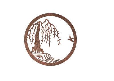Willow Circle Panel