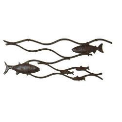 Fish Garden Wall Art