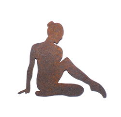 Ballet Dancer 2 Magnet Garden Art