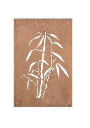 Bamboo Garden Wall Art Panel One