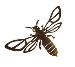 Bee Large Garden Art