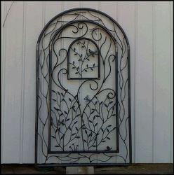 Birdcage Gate