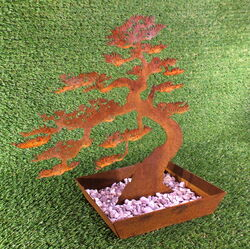 Bonsai Tray Two Garden Art