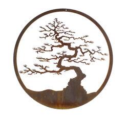 Bonsai Tree One Wall Art