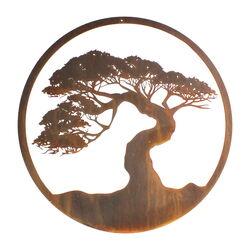 Bonsai Tree Three Wall Art