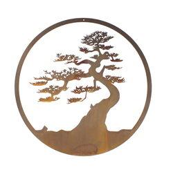 Bonsai Tree Two  Wall Art