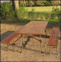 Branch Table and Benches