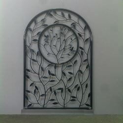 Butterfly Circle Gate