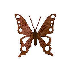 Butterfly Magnet 1 Garden Art