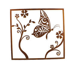 Butterfly Panel Wall Art