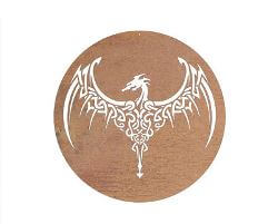 Celtic Dragon Wall Art