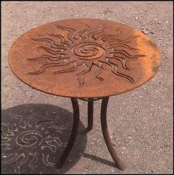 Celtic Sun Table