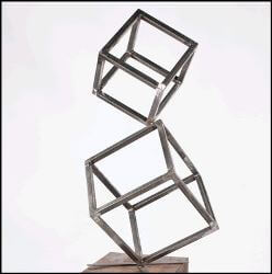 Cubes 1 Sculpture