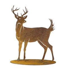 Deer/Stag Stand Garden Art