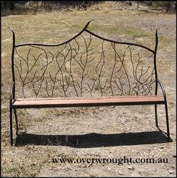 Doreen Outdoor Garden Bench Seat