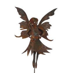 Little Fairy Garden Stake Garden Art