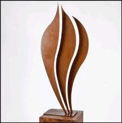 Flame 1 Sculpture