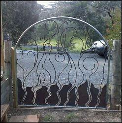 Flame Gate
