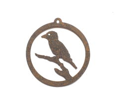 Kookaburra Hanging Ornament Garden Art