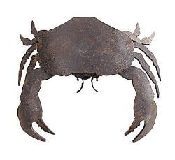 Crab - Metal Garden Art