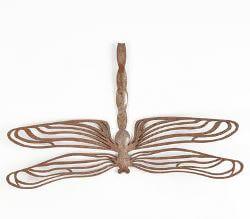 Dragonfly Magnet 3 Garden Art