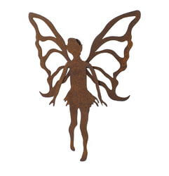 Large Hanging Fairy Garden Art