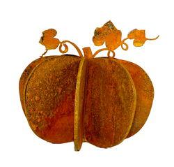 Medium Pumpkin Garden Art